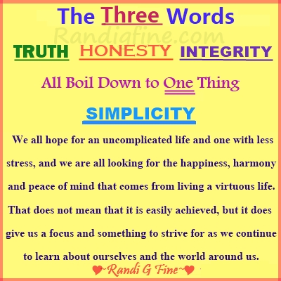 integrity honesty truth picture quote randi g fine integrity honesty and truth quote